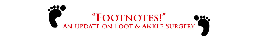Birmingham Orthopedic Foot and Ankle Clinic - What's New?